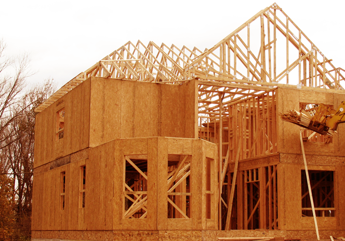 Toll integrated systems home engineered building components for Cost effective house building